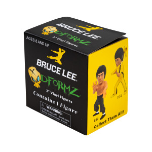 Bruce Lee Shirtless D-Formz Figure