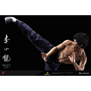Bruce Lee 80th Anniversary BLITZWAY Figure