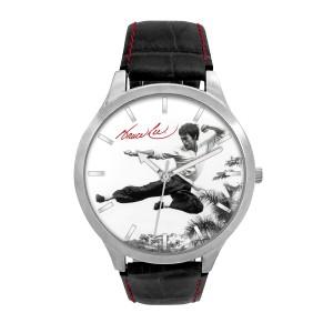 Bruce Lee Flying Man Pioneer Watch