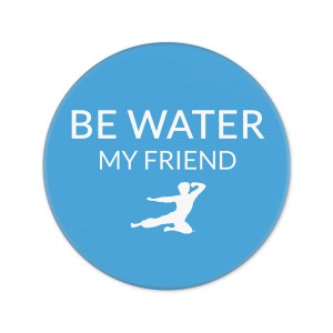 Be Water, My Friend PopSocket