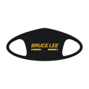 Bruce Lee Nunchaku Face Mask
