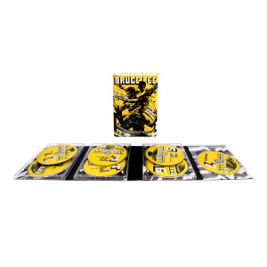 Bruce Lee: His Greatest Hits BluRay (7-disc) DVD