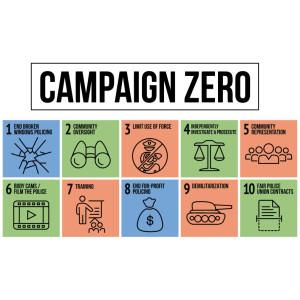 Campaign Zero $100 Donation