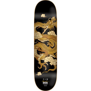 Golden Dragon BLACK Lenticular Deck