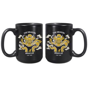 80th Anniversary Full Dragon 15oz Mug