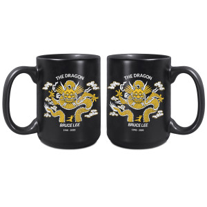 80th Anniversary Full Dragon 15oz Mug