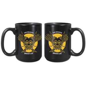80th Anniversary Dragon Head 15oz Mug