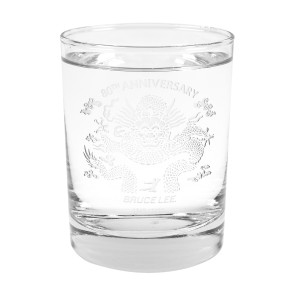 80th Anniversary 13.5oz Etched Glass