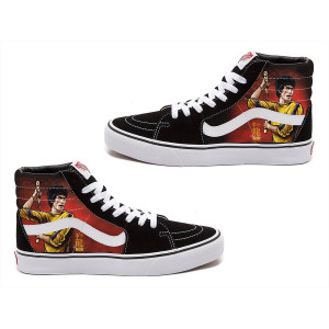 BL Technique DGK Limited Edition Vans Sk8-Hi Top