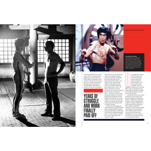 Bruce Lee 80th Anniversary Limited Edition Magazine