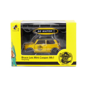Mini Cooper Mk1 Bruce Lee 1/50 Diecast