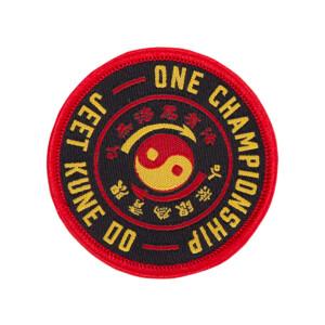 Jeet Kune Do One Hero Velcro Patch