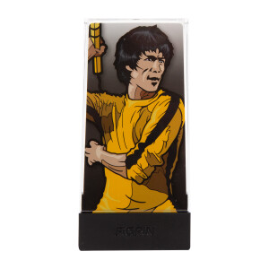 Bruce Lee Yellow Jumpsuit Pin