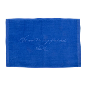 Be Water™ Script Fitness Towel