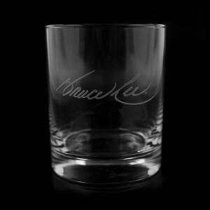 BL Signature 13.5oz Etched Glass