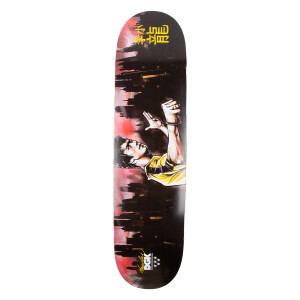 Yellow Jumpsuit Skate Deck