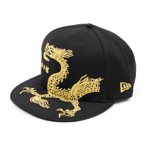 Lee Little Dragon Sketch New Era 9Fifty Hat