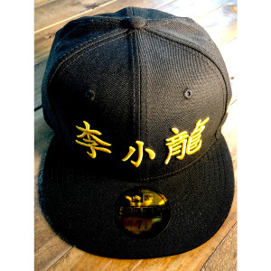 Lee Little Dragon Symbols New Era 59Fifty Hat