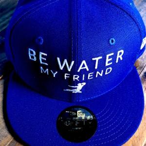 Be Water, My Friend New Era 59Fifty Hat