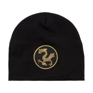 Lee Little Dragon Sketch Knitted Beanie