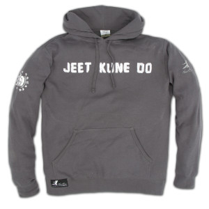 Bruce Lee JKD Kangaroo Hoody