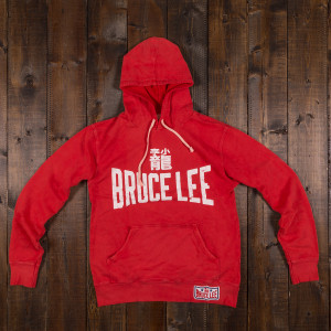 Bruce Lee Icon Pullover Hoody