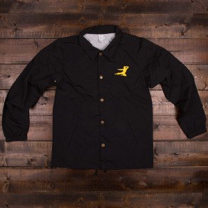 Bruce Lee Core Symbol Coaches Jacket