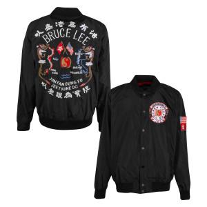 Bruce Lee JFGF Dragon Stadium Jacket