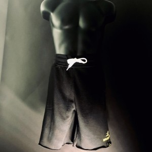 Flying Man Trainer Sweatshorts - 2XL ONLY