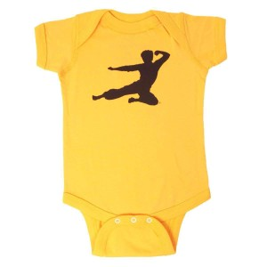 Flying Man Onesie