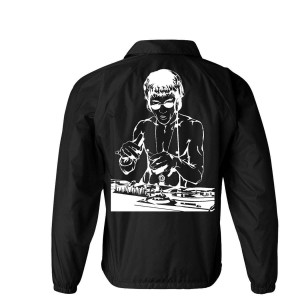 DJ Dragon Coaches Jacket