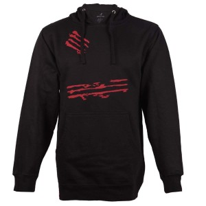 Scratches Pullover Hoodie