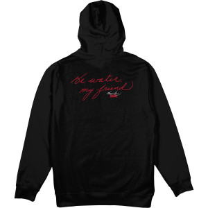 Focused DGK Pullover Hoodie - Black