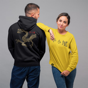 Lee Little Dragon II Champion Full-Zip Hoodie