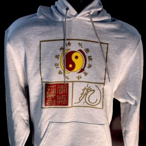 Jun Fan Jeet Kune Do Champion Pullover Hoodie - Heather Grey