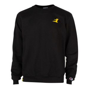 Flying Man SM Champion Crewneck Sweatshirt