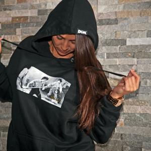 Power Hoodie - Black