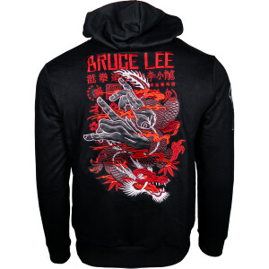 Bruce Lee Dragon Full-Zip Hoodie