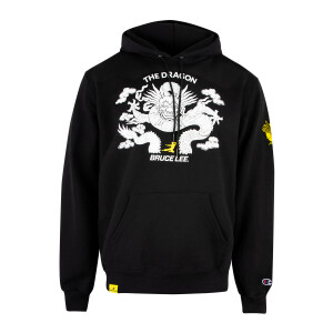 80th Anniversary Full Dragon Champion Pullover Hoodie
