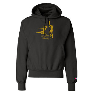 Flying Skyhook Champion Pullover Hoodie
