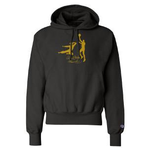 Flying Skyhook Champion Pullover Hoodie