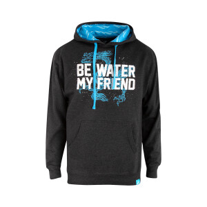Be Water Dragon Pullover Hoodie