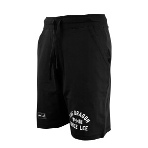 Bruce Lee THE DRAGON Jogger Shorts