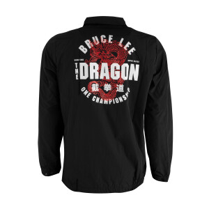Bruce Lee THE DRAGON Coach Jacket