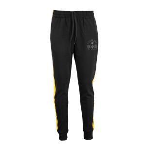 Black & Yellow Joggers