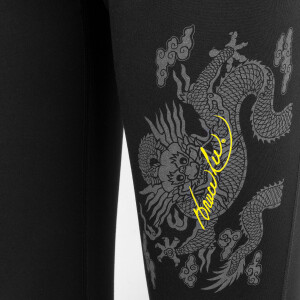 Lee Siu Loong: A Dragon is Born Women's Champion Leggings