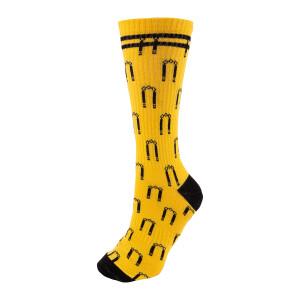 Nunchaku Athletic Crew Socks