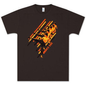 Bruce Lee Diagonal T-shirt