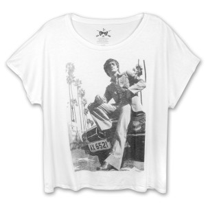 Bruce Lee Hollywood Ladies Scoop Neck by Bow & Arrow