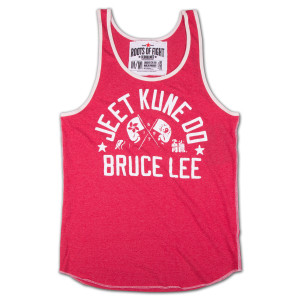 Bruce Lee Jeet Kune Do Tank Top by Roots of Fight